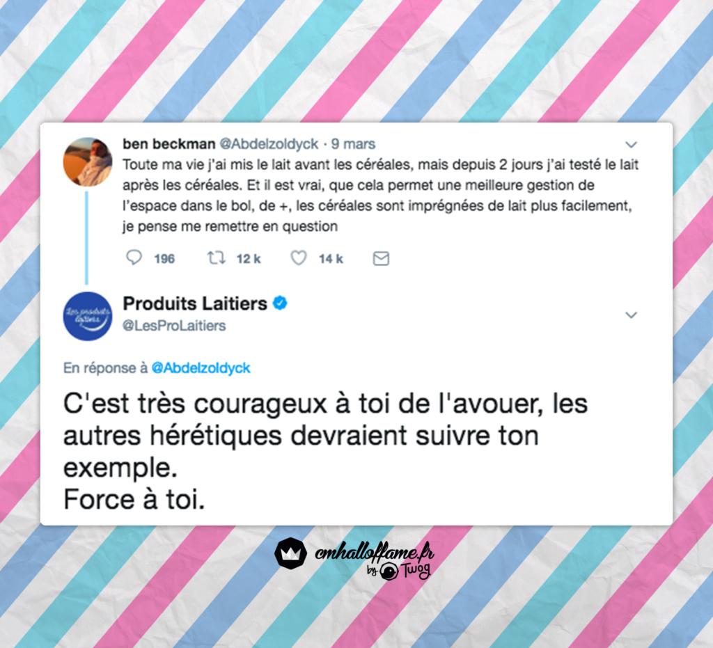 Les meilleurs CM Les Produits Laitiers - meme