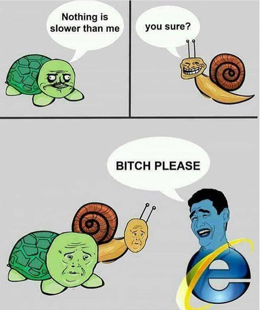 Bitch please - meme