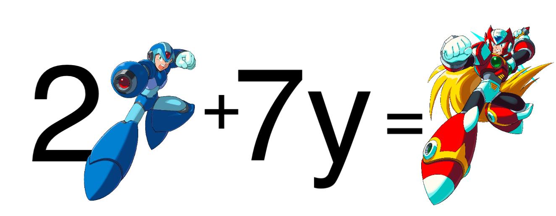 Matemáticas hijo X - meme