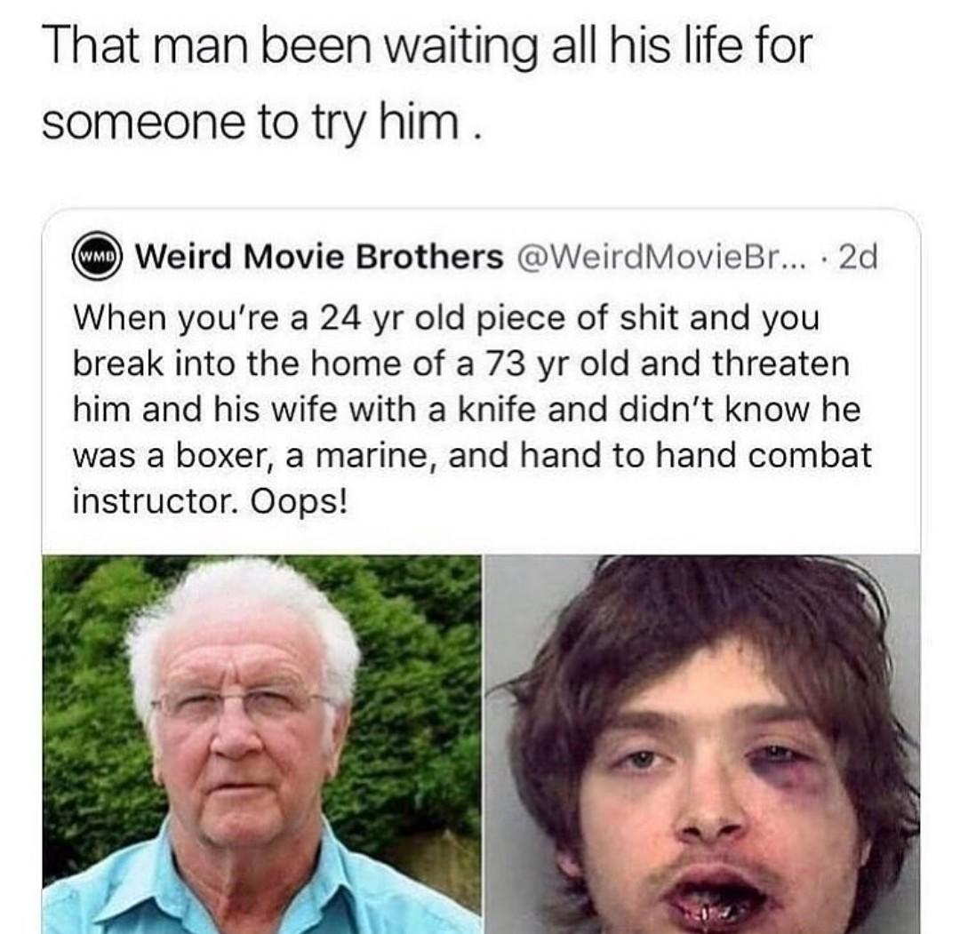 his time! - meme