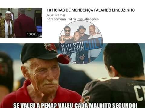 Lineu - meme