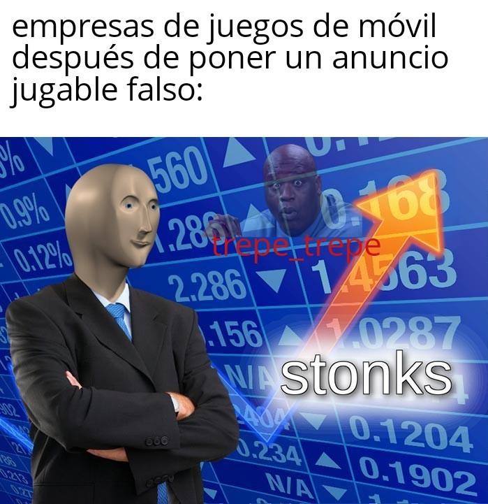 Marketink - meme