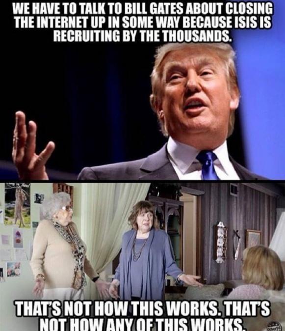 Bill G8s - meme