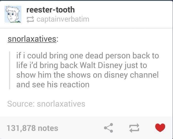 R.I.P Disney Channel - meme