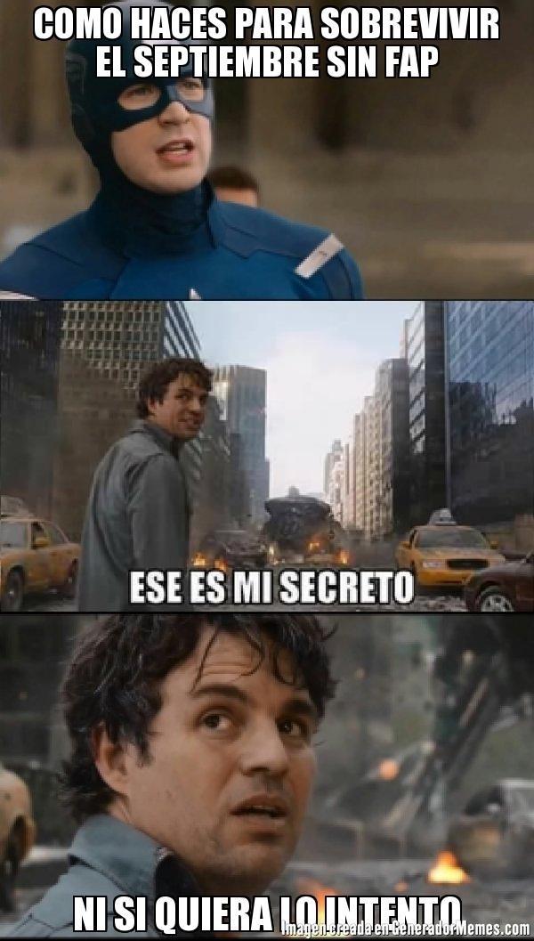ESTE ES MI SECRETO - meme