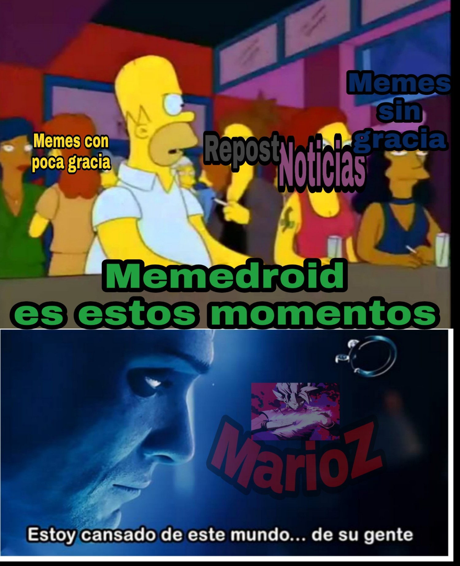 Triste pero verdad - meme