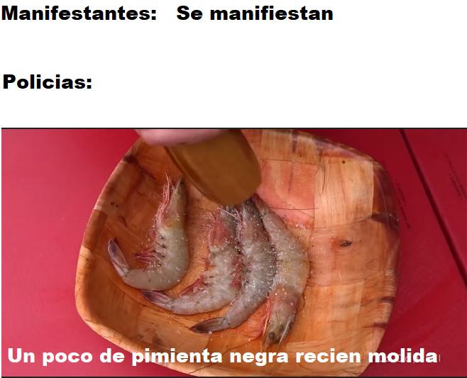 al CHILE que si..... - meme