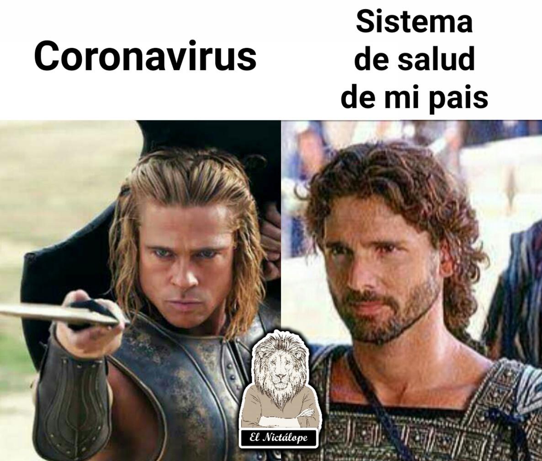 Troya - meme