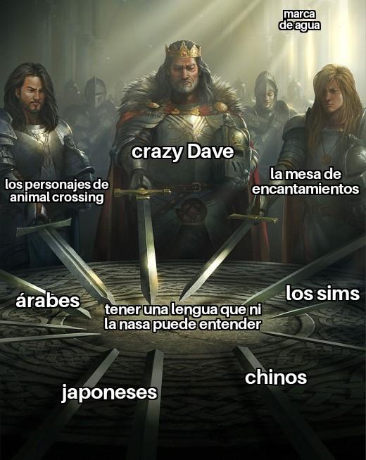 La legión de honor - meme