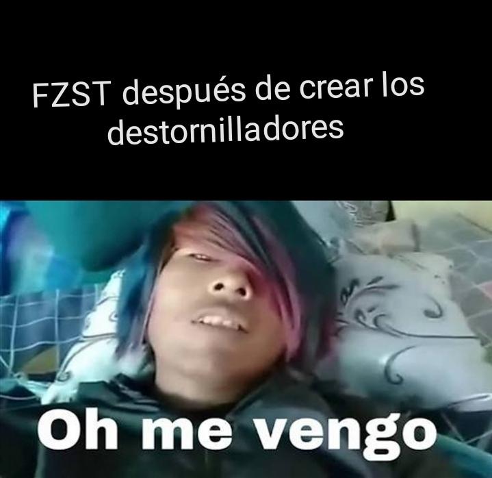 Re joto el fzst - meme