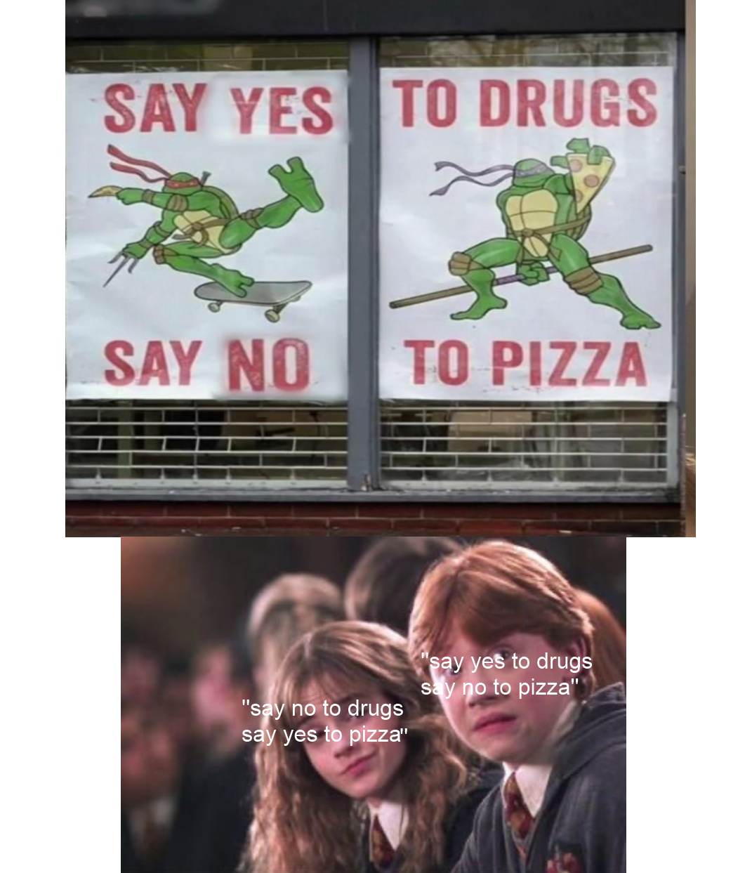 harry popotes - meme