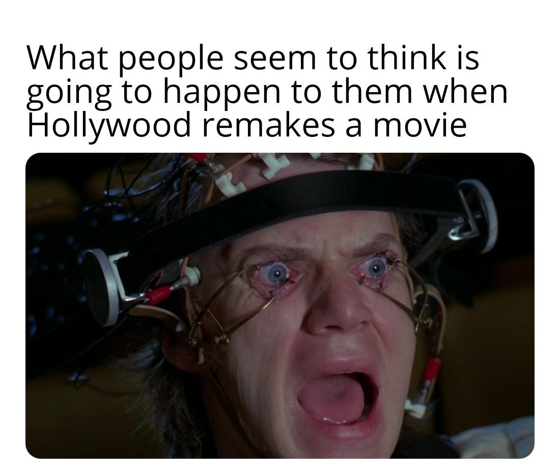 Just don't watch, you fucking retards. - meme