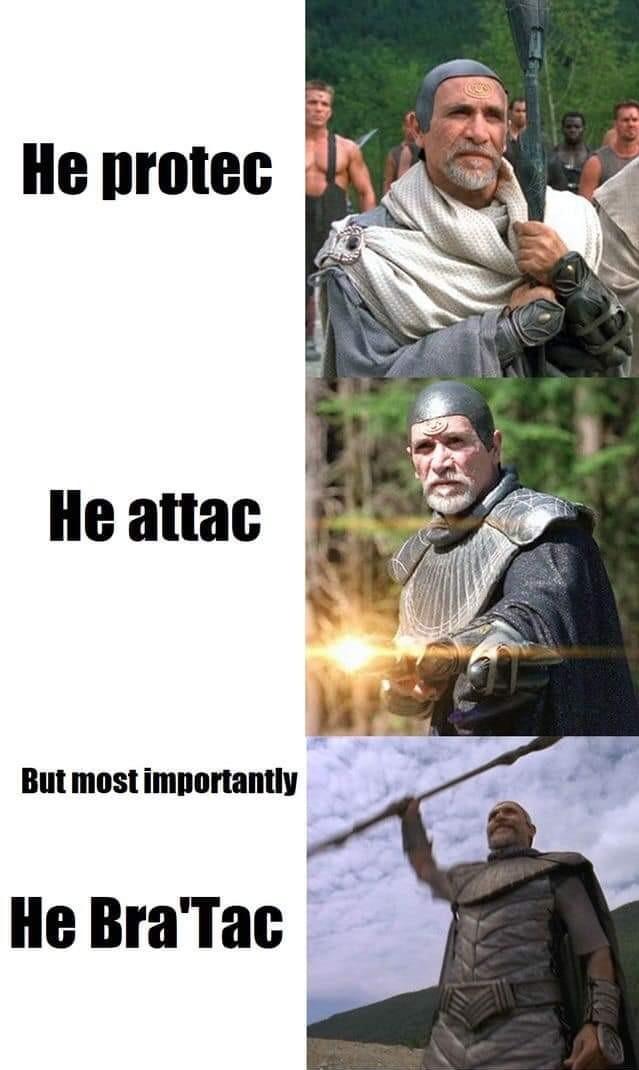 Bra'tac - meme