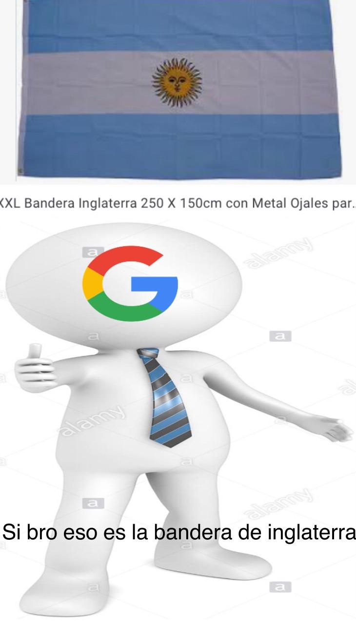 Google fuera de contexto - meme
