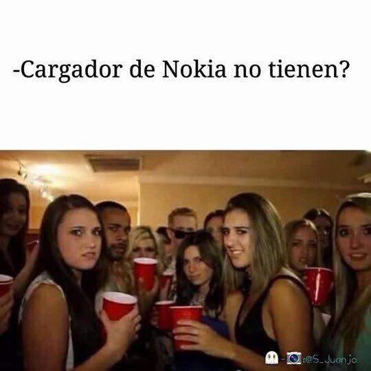NOKIA :v - meme