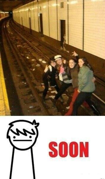 J'aime les trains... - meme