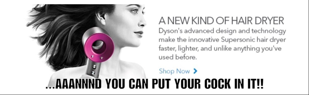 Dyson Innovation - meme