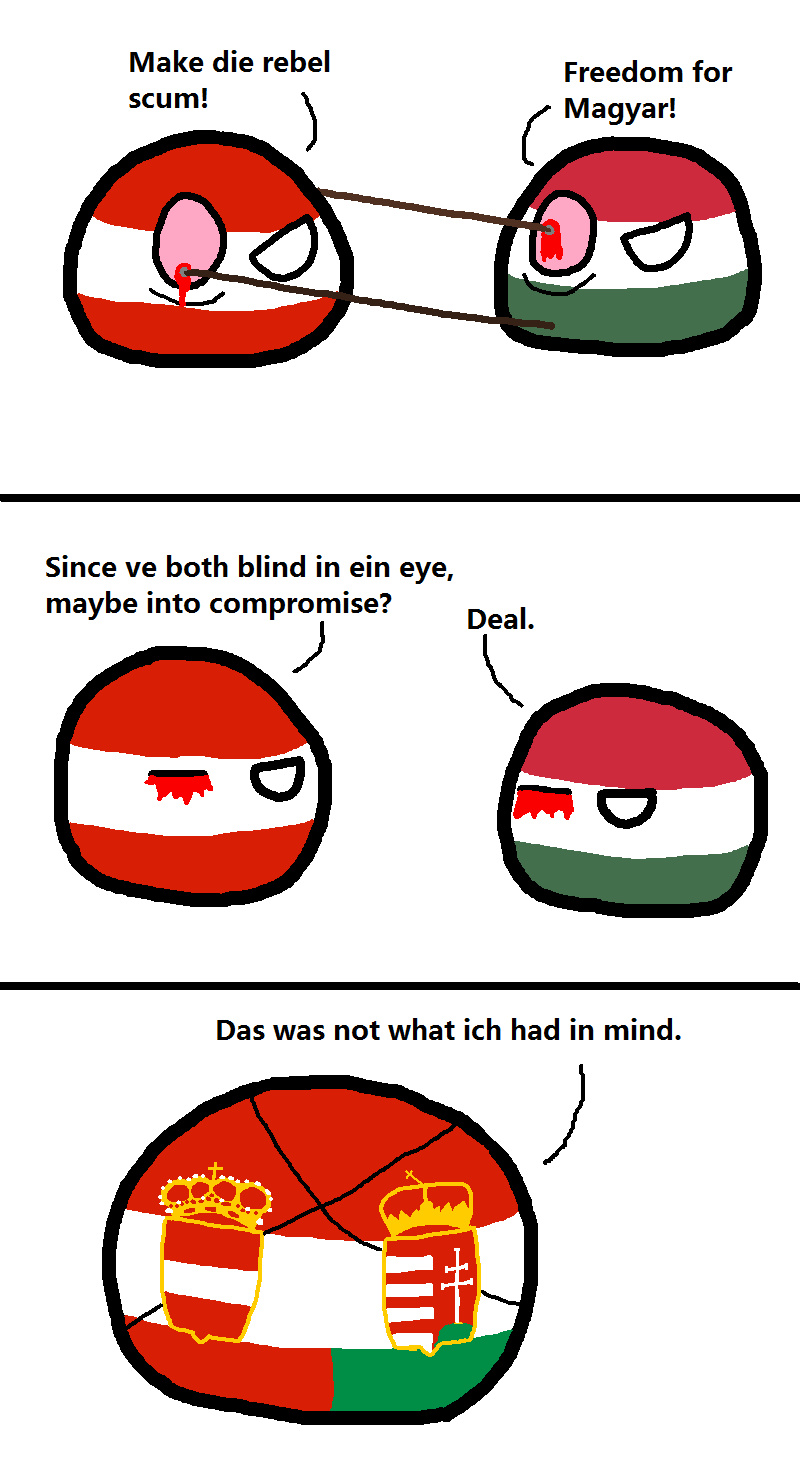 Austria-Hungary - meme