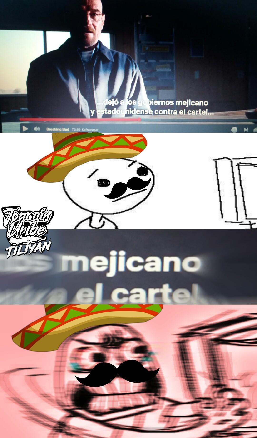 Carlitos wey - meme