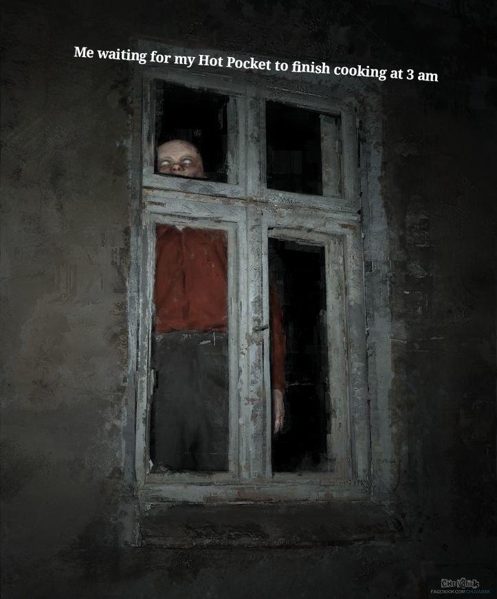 3 AM - meme