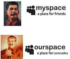 OURspace - meme