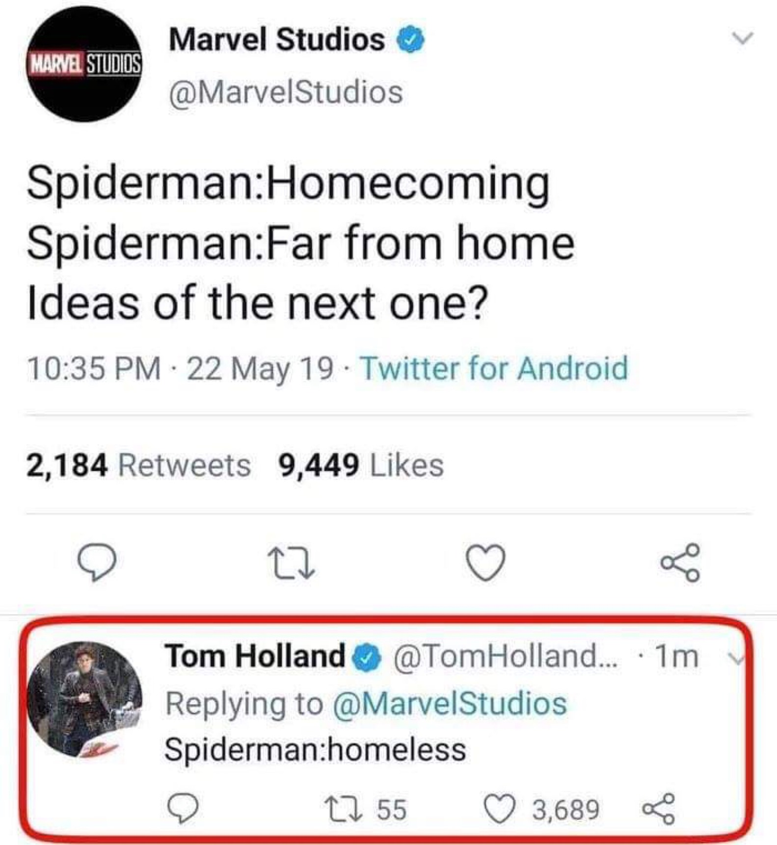O Spiderverse - meme