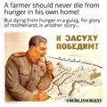 Stalin Cares!