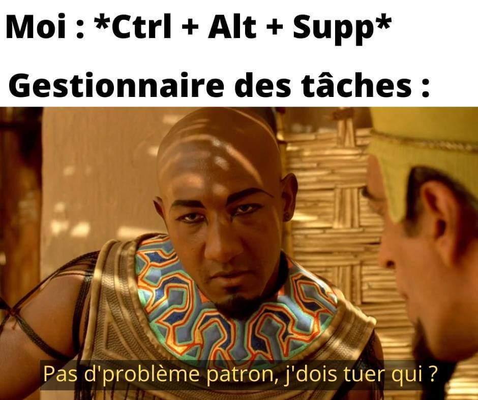 Source: neurchi de mission Cléopâtre - meme