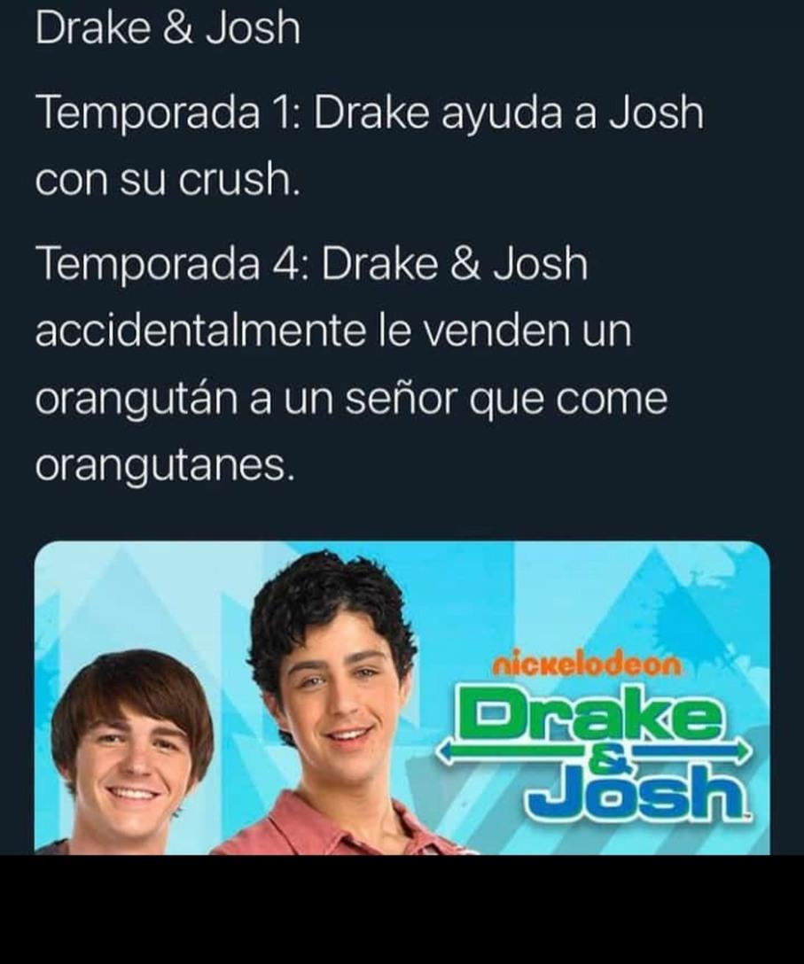 Drake campanas y josh mamadisimo - meme