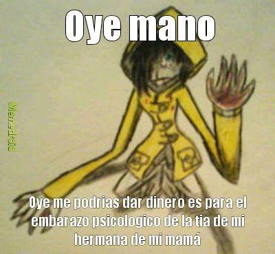 Drogos pidiendo: - meme