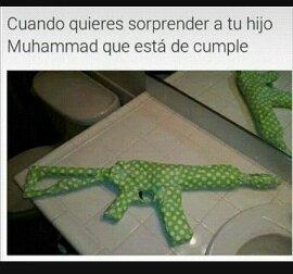 Yiiii, madafacas, maikra musulman - meme