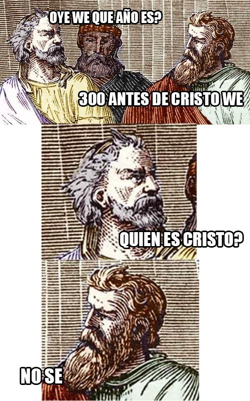 Stos grecos - meme