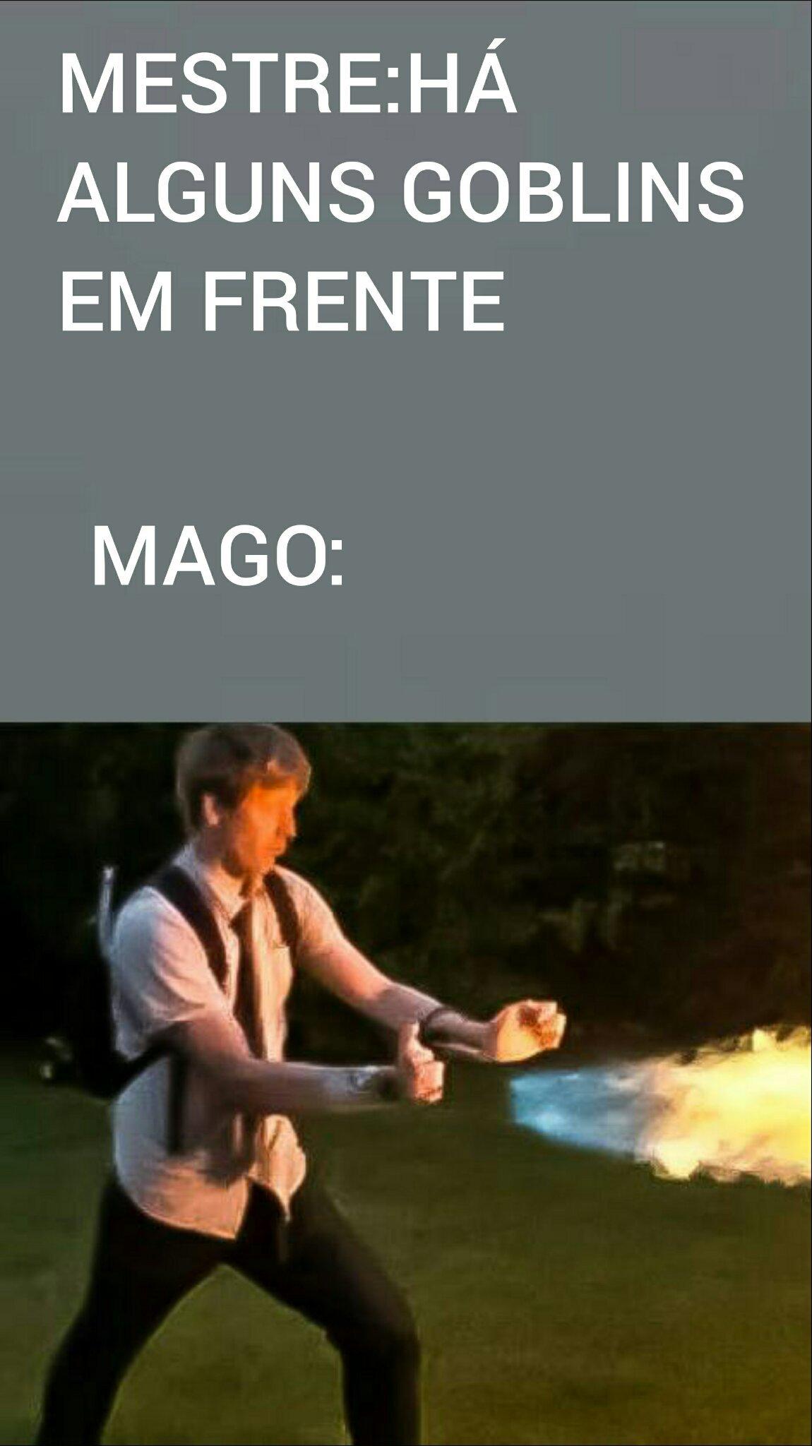 Magos... - meme