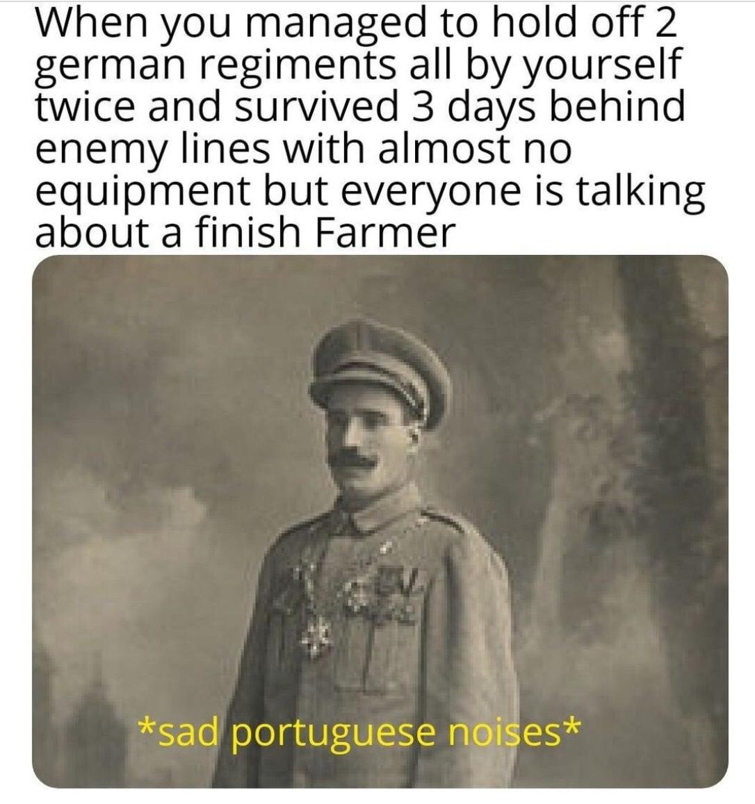 Aníbal Milhais - meme