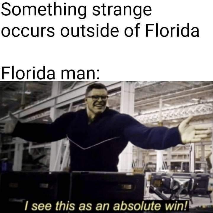 Flurida - meme
