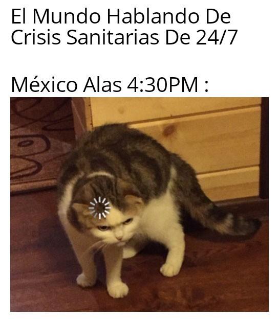 Solo Pasa En México - Memes Del Coronavirus