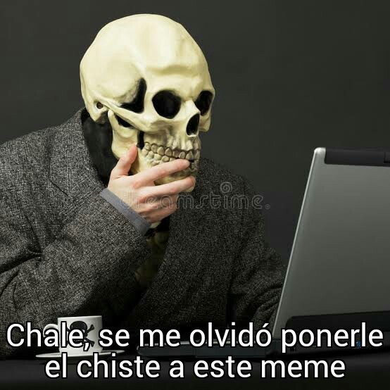 Puta la wea - meme