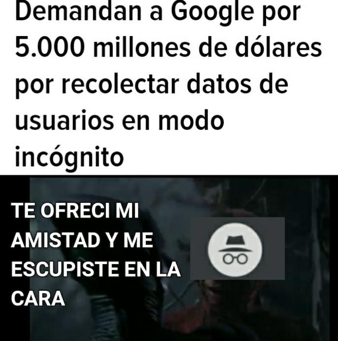 TRAICIÓN!!!! - meme