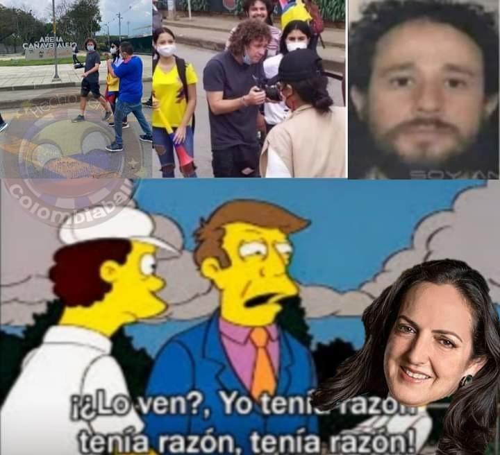 Esta siendo financiado por el Foro de Sao Paulo - meme