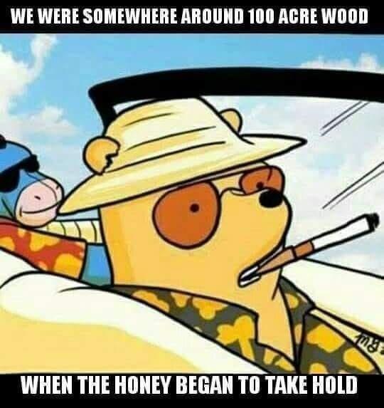 Rich Pooh - meme