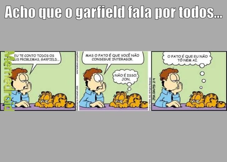 Garfield 1# - meme