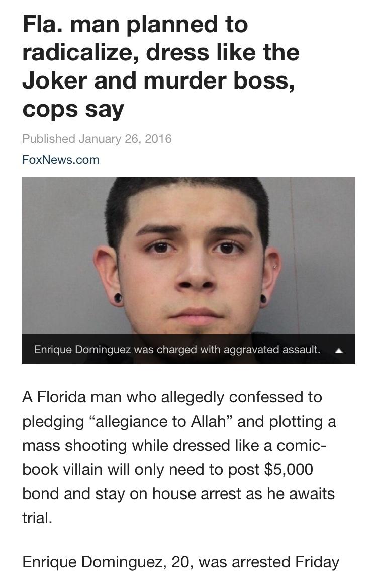 tales of Florida man - meme