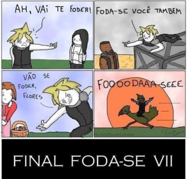 VII - meme