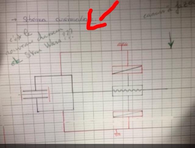 Mon prof de techno respecte rien  - meme