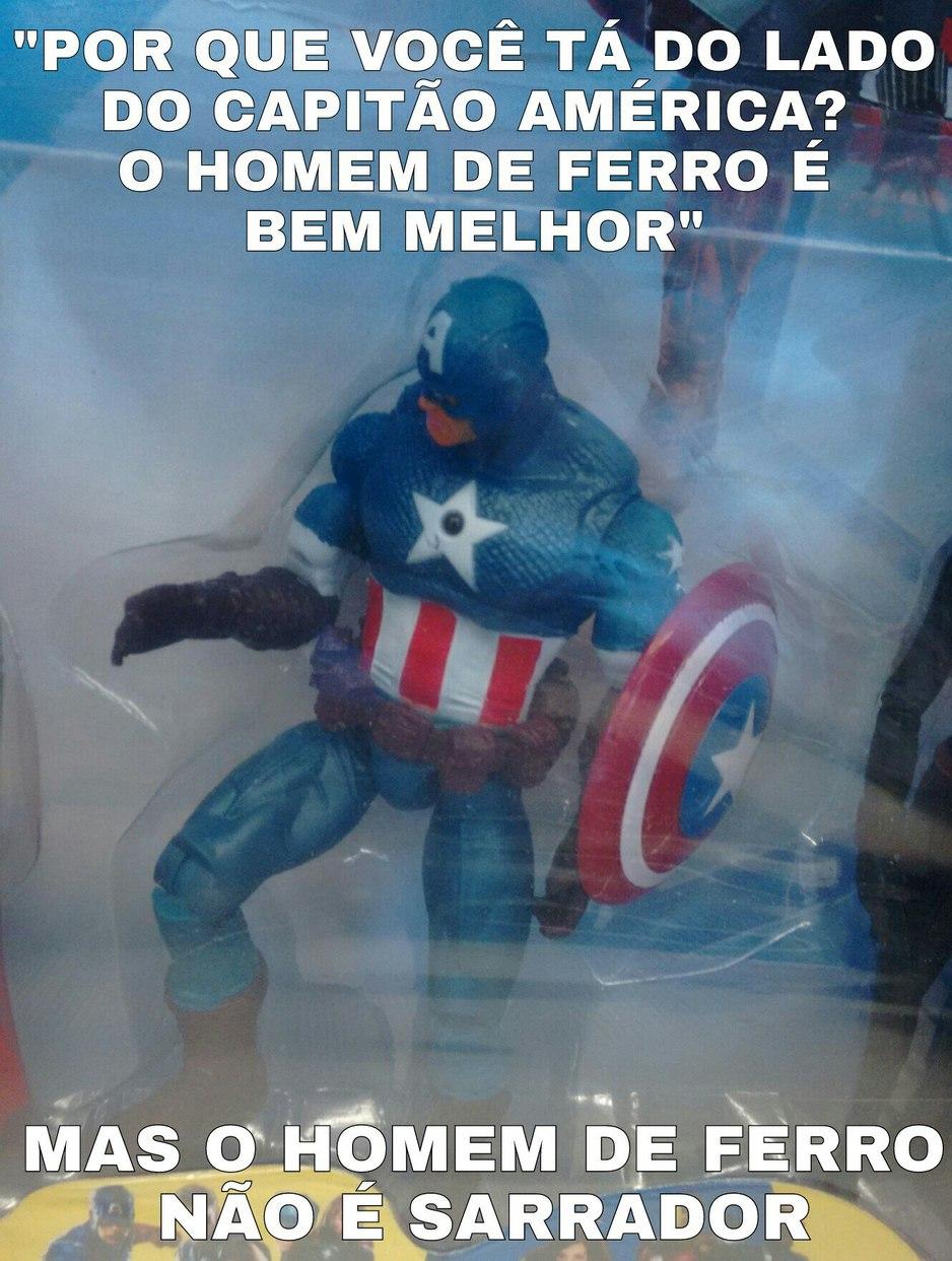 #TeamCap #TeamSarrada - meme