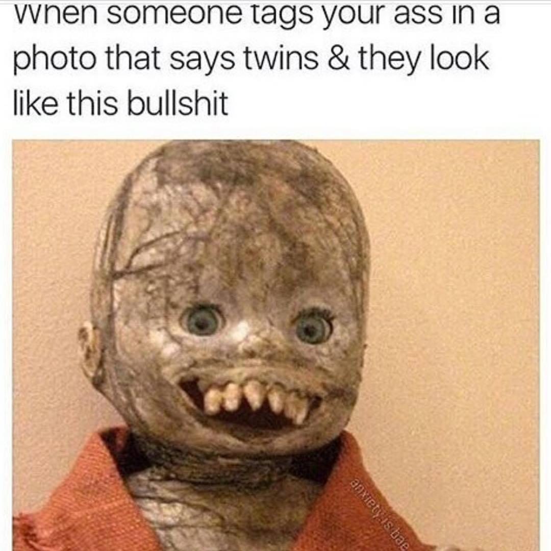 holy teeth - meme