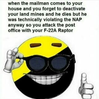 Ancap ftw - meme