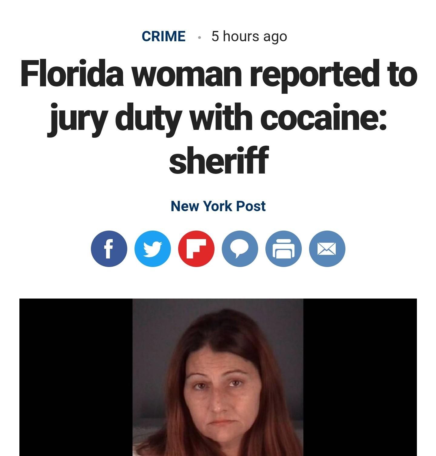 Florida is wild!!! - meme