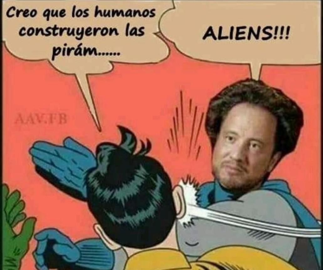 Alienssss - meme