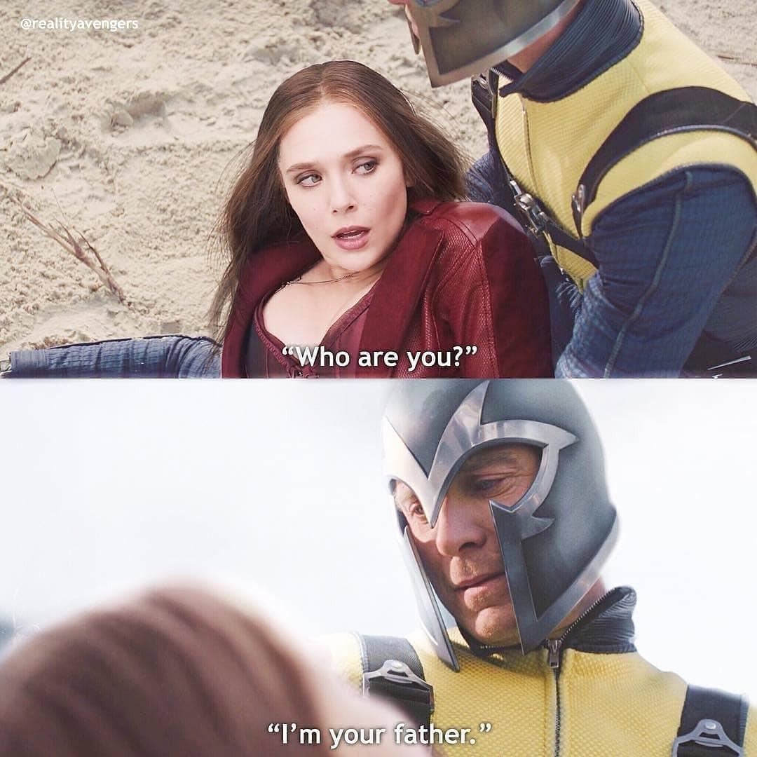 Em um universo alternativo - meme